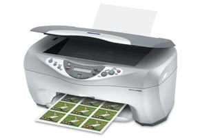 Epson Stylus CX3200 All-in-One Printer