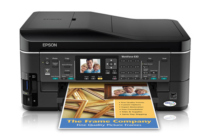 epson workforce 630 all in one printer inkjet printers for rh epson ca epson workforce 630 user guide Epson Workforce 635 Ink