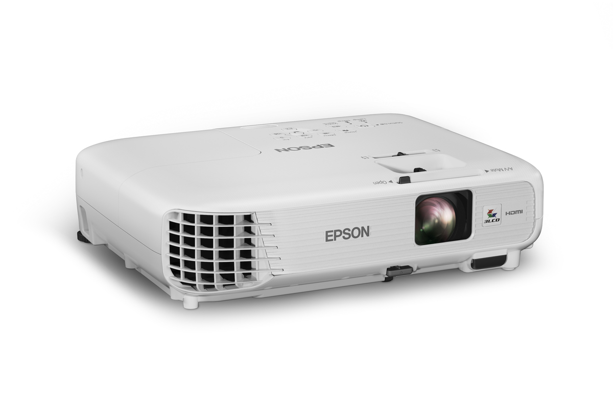 PowerLite Home Cinema 740HD 720p 3LCD Projector