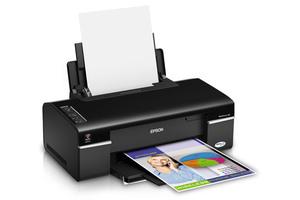 Epson WorkForce 40 Inkjet Printer