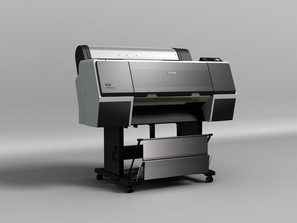 Epson Stylus Pro 7700 Printer