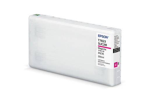Epson T43S, 200ml Magenta Ink Cartridge