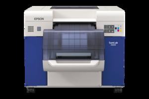 乾式相片印刷機