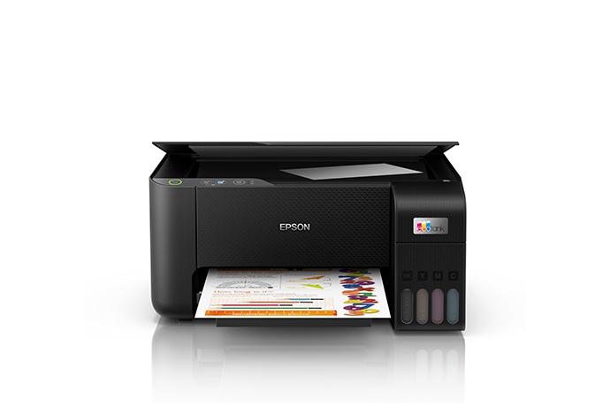 Impresora Multifuncional EcoTank L3210