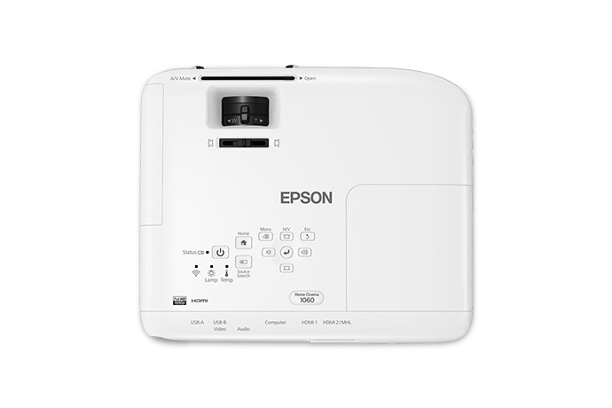 Proyector Epson Home Cinema 1060