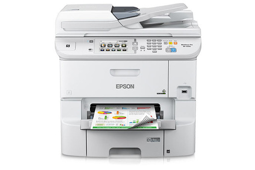 WorkForce Pro WF-6590 Network Multifunction Color Printer