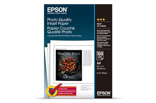 사진 품질 잉크젯 전용지(A4 , 100매)
