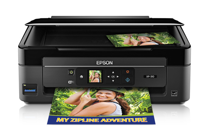 Epson Expression Home XP-310 Small-in-One All-in-One Printer