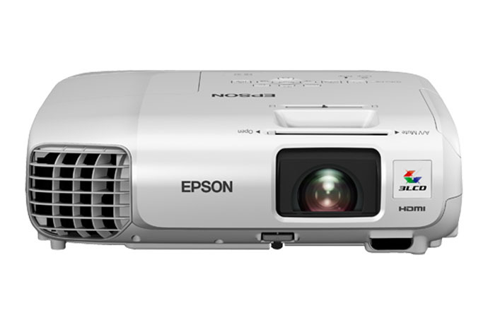 PowerLite 98H XGA 3LCD Projector