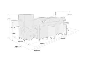Impressora Digital de Etiquetas Epson SurePress L-4533AW