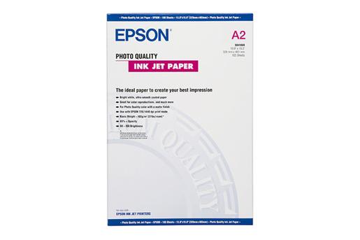 """Epson Presentation Paper Matte, 16.5"""" x 23.4"""", 30 hojas"""