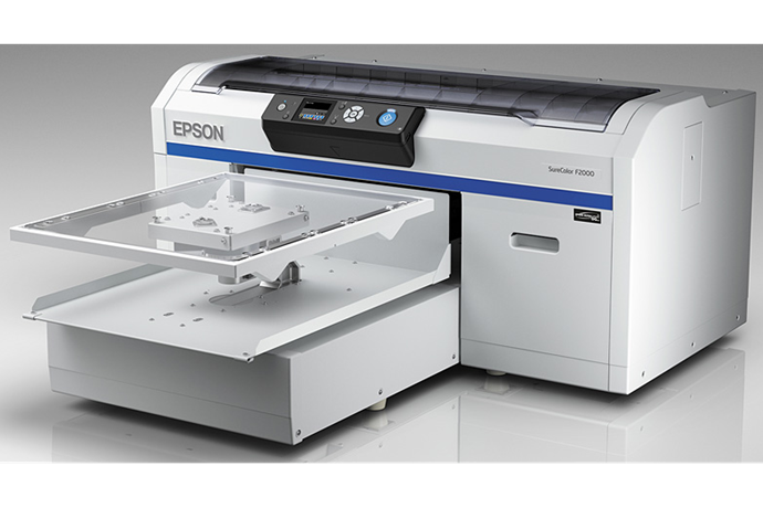 Epson F2000 DTG printer