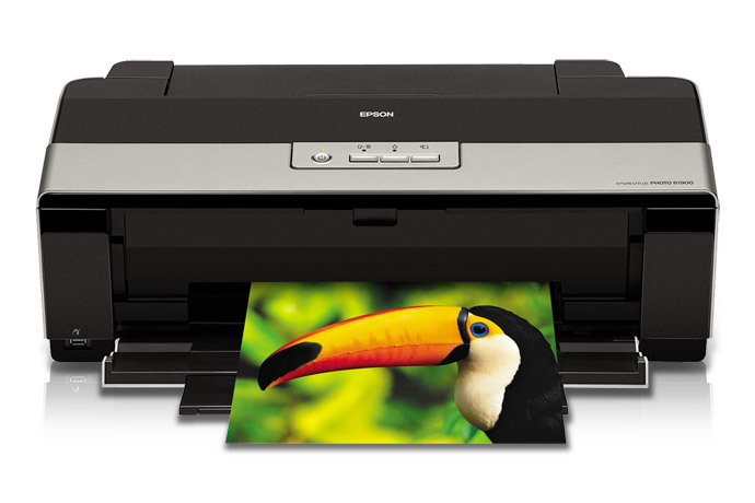 Epson Stylus Photo R1900 Ink Jet Printer