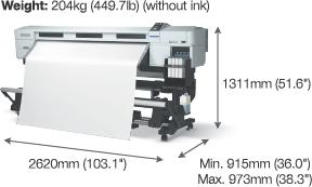 Epson SureColor SC-B7070 Indoor Signage Printer