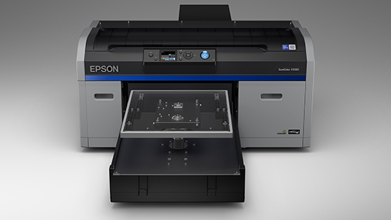 Epson SureColor SC-F2130 Direct-To-Garment (DTG) Textile Printer