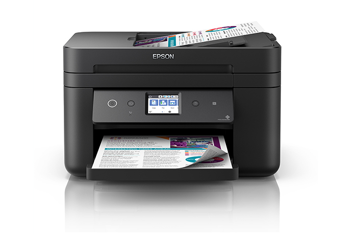 Epson Workforce Wf 2861 Inkjet Printers Printers For