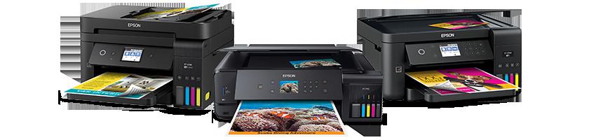 EcoTank Supertank Refillable Ink Tank Printers | Epson US