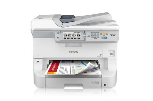 WorkForce Pro WF-8590 Network Multifunction Color Printer - Refurbished