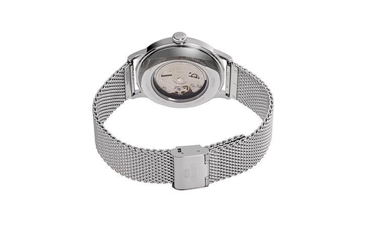 ORIENT: Mechanical Classic Watch, Metal Strap - 40.5mm (RA-AC0019L)