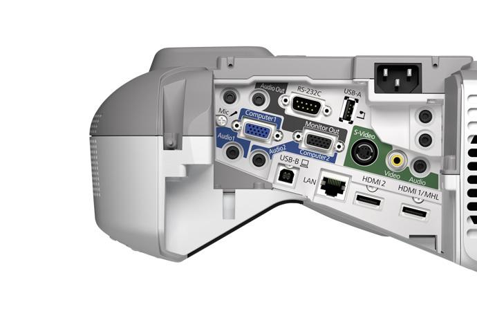 BrightLink 585Wi Interactive WXGA 3LCD Projector