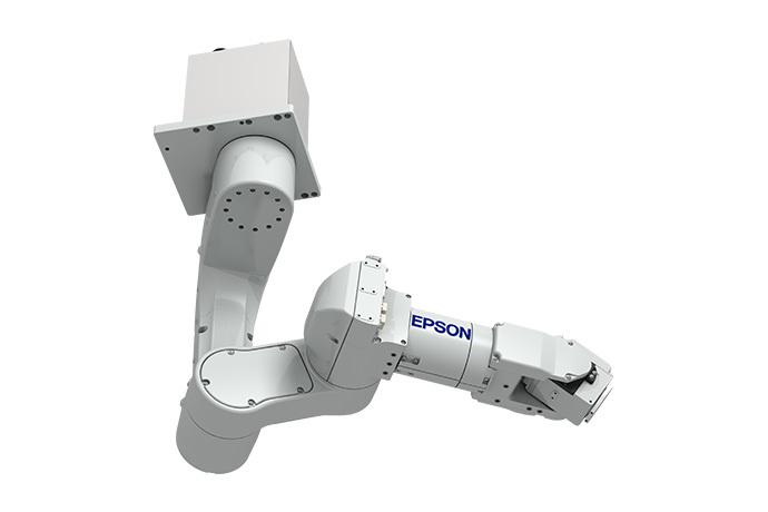 Robôs de 6 Eixos Compactos Epson Flexion N2