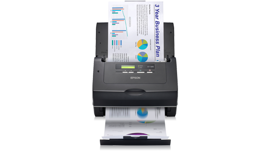 epson workforce pro gt-s85 color document scanner | document