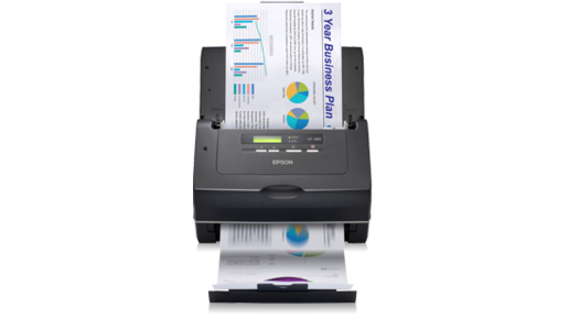 WorkForce Pro GT-S85 Color Document Scanner