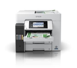 Epson EcoTank L6550 A4 Colour Wi-Fi Duplex All-in-One Ink Tank Printer