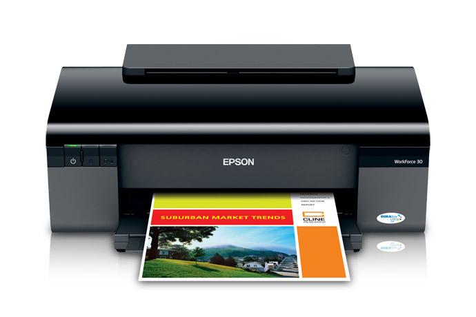 epson workforce 30 inkjet printer | inkjet | printers | for work