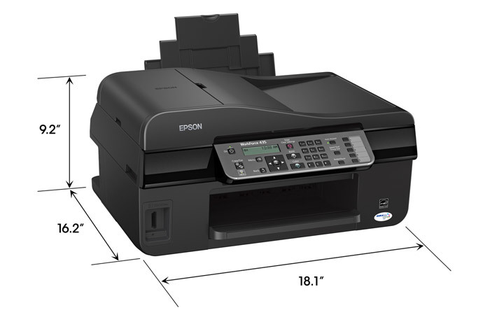 Epson WorkForce 435 All-in-One Printer
