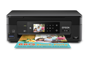 Epson expression home xp 440 small in one printer inkjet 1 reheart Images