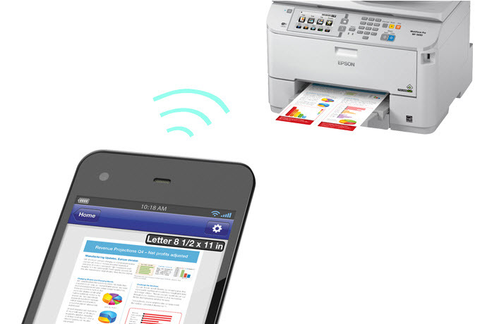 how to connect epson xp235 to new network