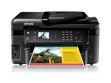 Epson WorkForce WF-3520