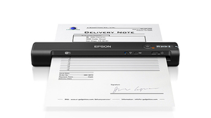 Epson WorkForce ES-60W Wi-Fi Portable Sheetfed Document Scanner