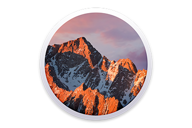 Suporte para macOS 10.12 Sierra