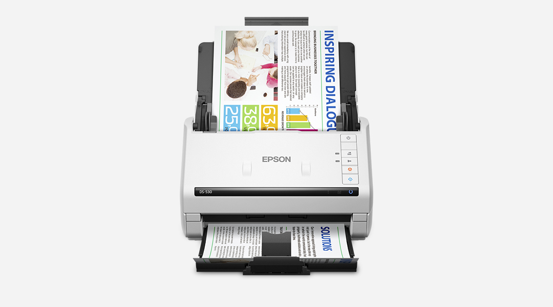 Epson Business Document Scanners | Epson Us