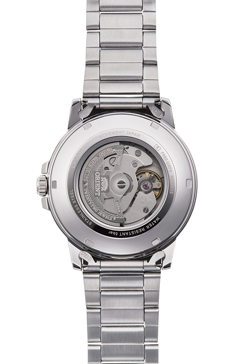 ORIENT: Mechanical Contemporary Watch, Metal Strap - 41.9mm (RA-AA0C02L)