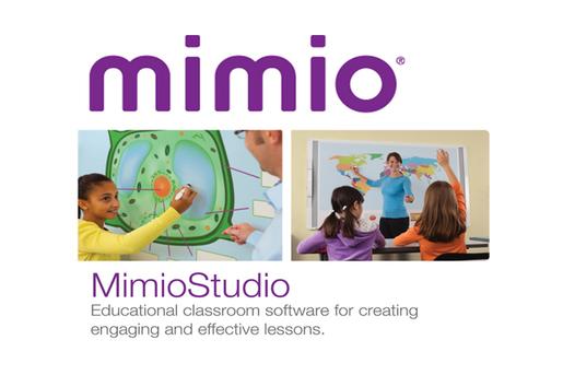 MimioStudio for BrightLink Interactive Projectors V12HMSS020