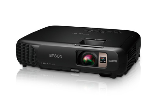 EX7235 Pro Wireless HD WXGA 3LCD Projector - Refurbished