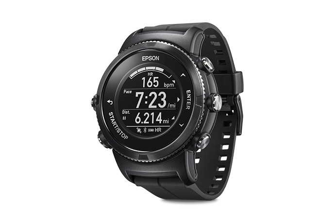 ProSense 367 GPS Multisport Watch - Black