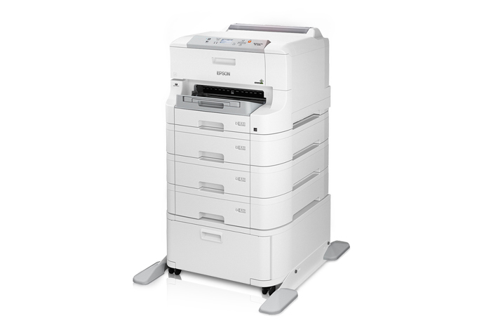 Epson WorkForce Pro WF-8090 Network Colour Printer w/ PCL/Postscript