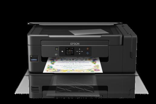 Impressora EcoTank L495