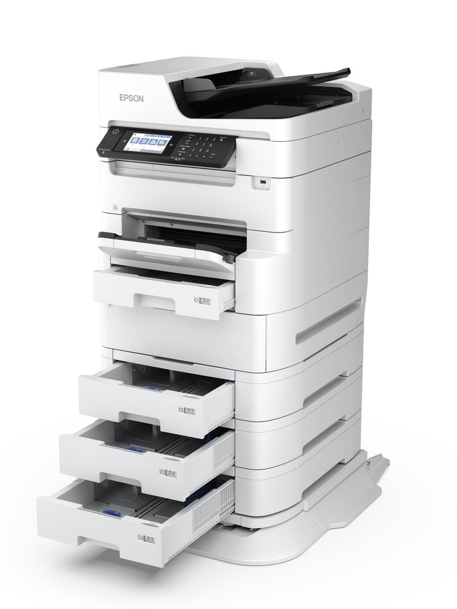 WorkForce Pro WF-C879R A3 Colour Multifunction Printer