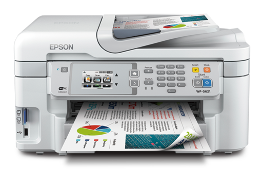 Epson WorkForce WF-3621