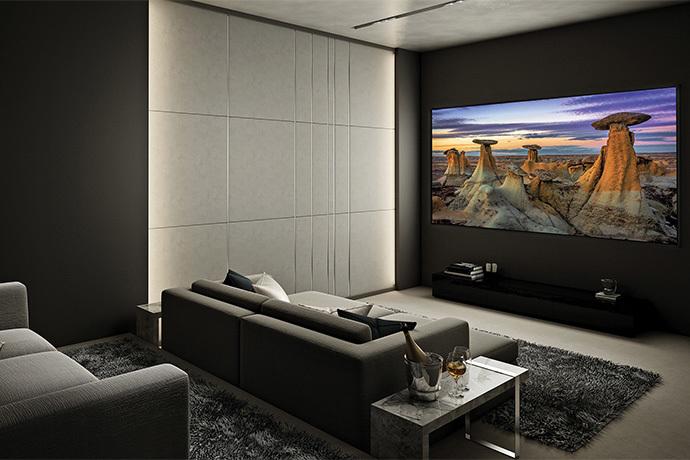 Projetor Epson Pro Cinema 6050UB