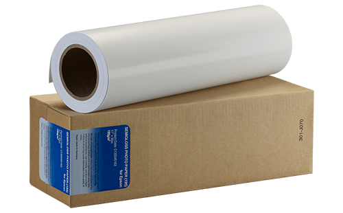 Semigloss Photo Paper (195) for Epson - 17 in x 30m 1 Roll