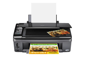 Epson Stylus CX7400 All-in-One Printer