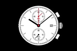 Center Chronograph  YM91