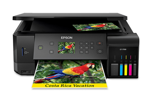 ET-7700 EcoTank All-in-One Printer
