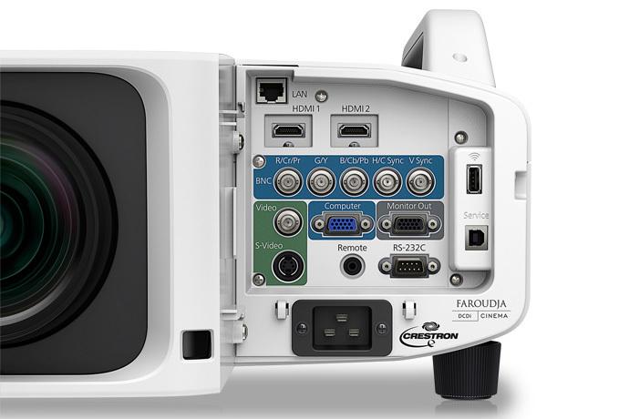 PowerLite Pro Z8250NL XGA 3LCD Projector